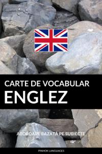 Carte de Vocabular Englez