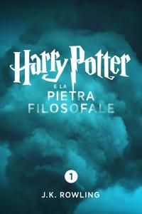 Harry Potter e la Pietra Filosofale (Enhanced Edition) da J.K. Rowling & Marina Astrologo Copertina del libro