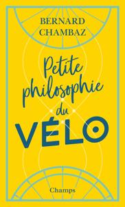 Petite philosophie du vélo La couverture du livre martien