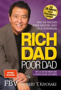 Rich Dad Poor Dad Buch-Cover