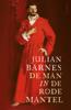 Julian Barnes - De man in de rode mantel artwork
