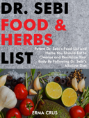 Dr. Sebi Food and Herbs List