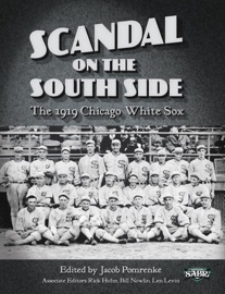 SCANDAL ON THE SOUTH SIDE: THE 1919 CHICAGO WHITE SOX