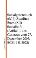 Hoffmann - Sozialgesetzbuch (SGB) - Zwölftes Buch (XII) artwork