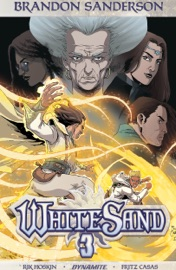 Brandon Sanderson's White Sand Vol 3 Original Graphic Novel PDF Download