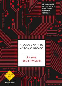 La rete degli invisibili Libro Cover