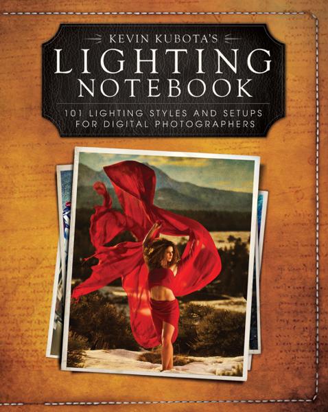 Kevin Kubota's Lighting Notebook