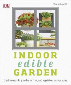 Indoor Edible Garden Book Cover