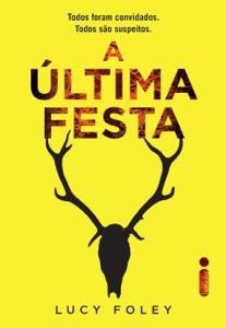 A Última Festa Book Cover