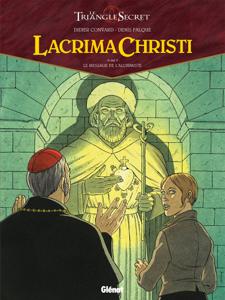 Lacrima Christi - Tome 05 La couverture du livre martien