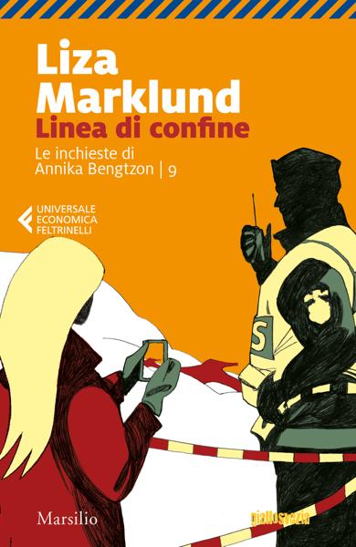 Linea di confine da Liza Marklund