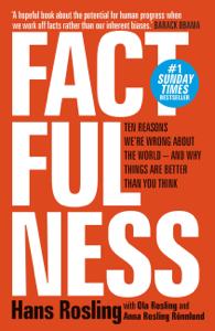 Factfulness Copertina del libro