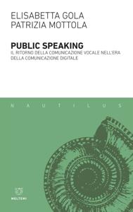 Public speaking Copertina del libro