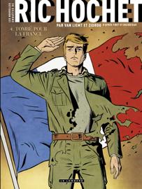 Les Nouvelles Enquêtes de Ric Hochet - tome 4 - Tombé pour la France