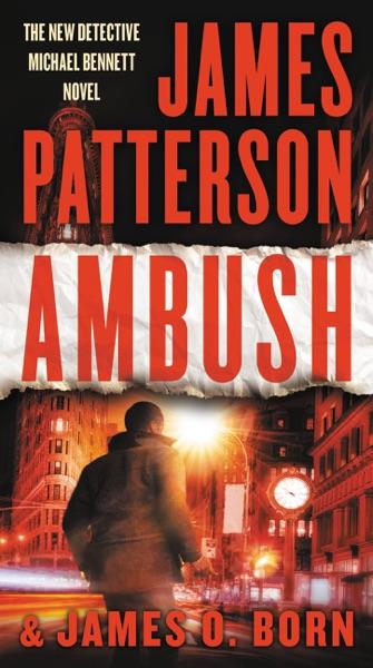 Ambush - James Patterson & James O. Born book cover