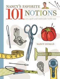 Nancy S Favorite 101 Notions