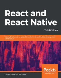 React and React Native Book Cover
