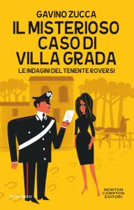 Il misterioso caso di villa Grada Copertina del libro