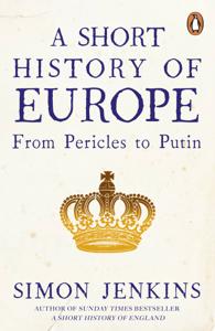 A Short History of Europe La couverture du livre martien