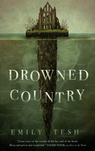 Drowned Country Libro Cover