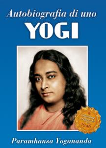 Autobiografia di uno Yogi Copertina del libro