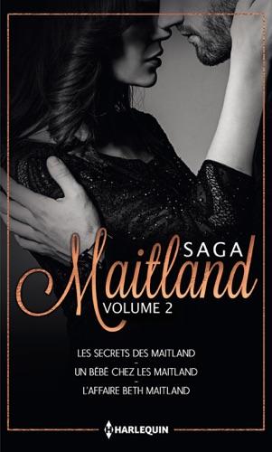 Stella Bagwell, Jule McBride & Arlene James - Les Maitland - Volume 2