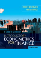 R Guide for Introductory Econometrics for Finance