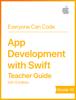 Apple Education - App Development with Swift Teacher Guide artwork