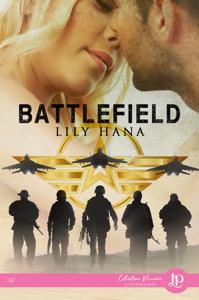 Battlefield La couverture du livre martien