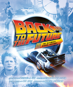 Back to the Future Book Cover