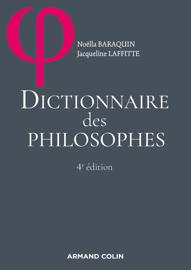 Dictionnaire des philosophes