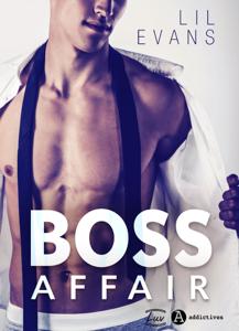 Boss Affair La couverture du livre martien
