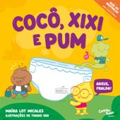 Cocô, Xixi e Pum Book Cover