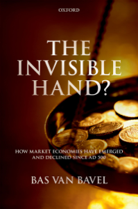 The Invisible Hand? Cover Book