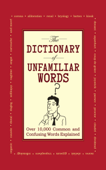 The Dictionary of Unfamiliar Words