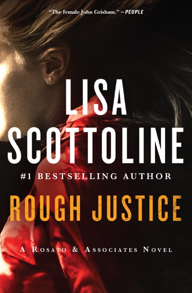Rough Justice - Lisa Scottoline book cover