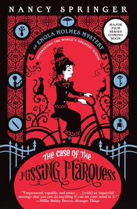 The Case of the Missing Marquess Book Cover