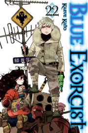 Blue Exorcist, Vol. 22