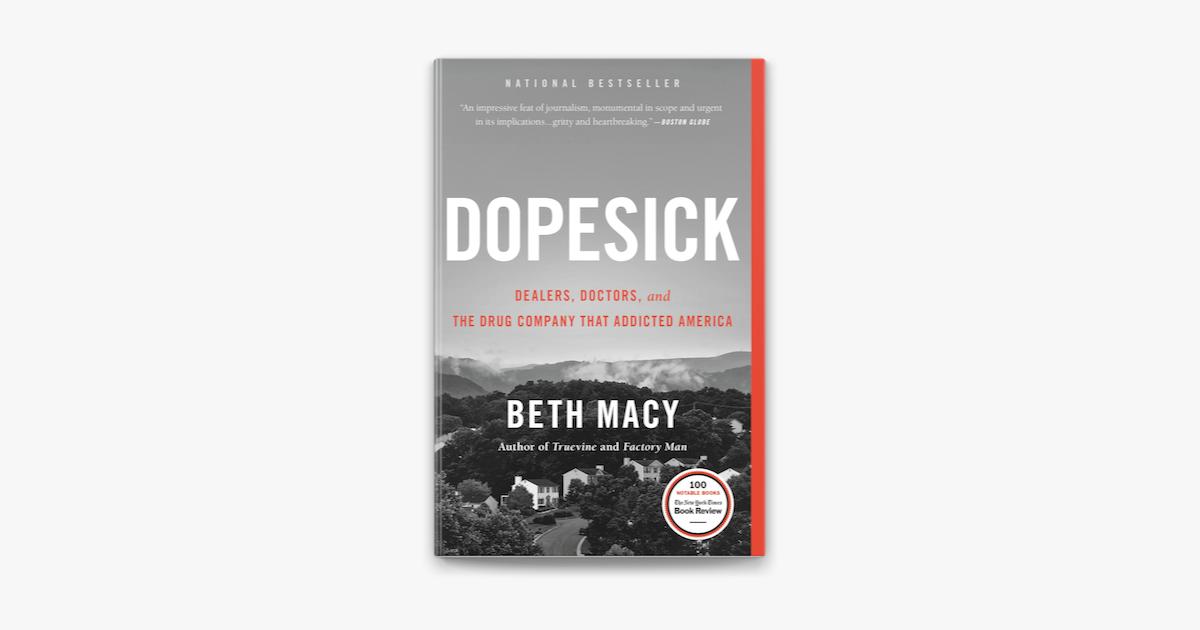 Dopesick on Apple Books