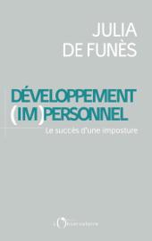 Le développement (im)personnel Par Le développement (im)personnel