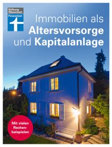 Immobilien als Altersvorsorge und Kapitalanlage Buch-Cover