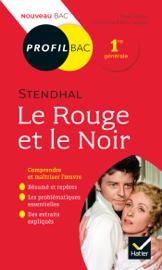 Profil - Stendhal, Le Rouge et le Noir