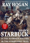 Shawn Starbuck Double Western 9 The Scorpion Killers  The Tombstone Trail