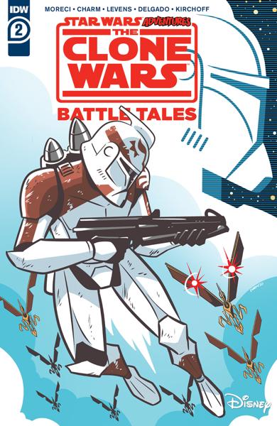 Star Wars Adventures: Clone Wars #2