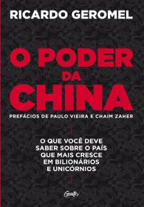 O poder da china Libro Cover