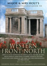 Major And Mrs. Front's Definitive Battlefield Guide To Western Front-North