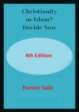 Christianity Or Islam? Decide Now