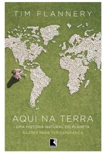 Aqui na Terra Book Cover