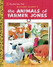 Richard Scarry's The Animals Of Farmer Jones