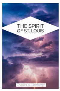 The Spirit of St. Louis La couverture du livre martien
